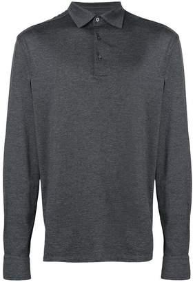 Ermenegildo Zegna longsleeved polo shirt