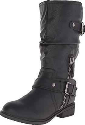 Report Women's Matt Engineer Boot $75 thestylecure.com