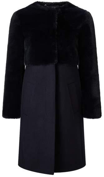 Demi Faux Fur Coat