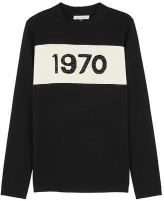 Bella Freud 1970 Metallic-knit Wool