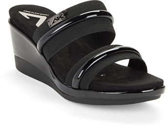 Anne KleinAnne Klein Portier Wedge Sandals