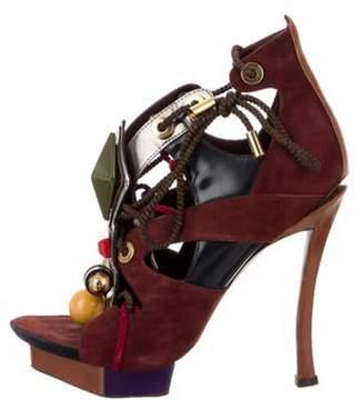 f3f418e08eb Louis Vuitton Platform Sandals For Women - ShopStyle Canada