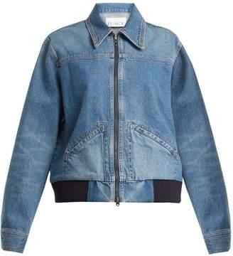 Raey Vintage 1970s denim bomber jacket