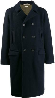 Massimo Alba double-breasted midi coat