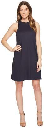 Alternative Cotton Modal Jersey A-Line Tank Dress Women's Dress