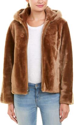 Vince Hooded Jacket