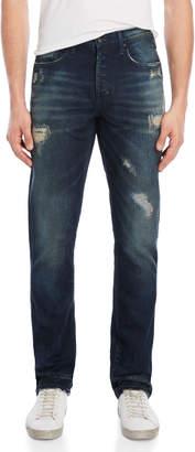 PRPS Impact Demon Distressed Jeans