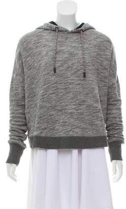 Rag & Bone Oversize Hooded Sweatshirt