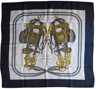 One Kings Lane Vintage Hermes Brides de Gala Scarf - The Emporium Ltd.