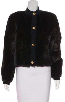 Neiman Marcus Mink Fur Jacket
