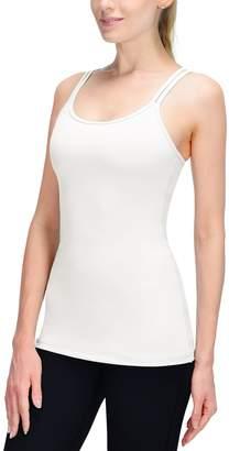 Baleaf Women's Yoga Cami Tank Top Built in Shelf Bra Size M