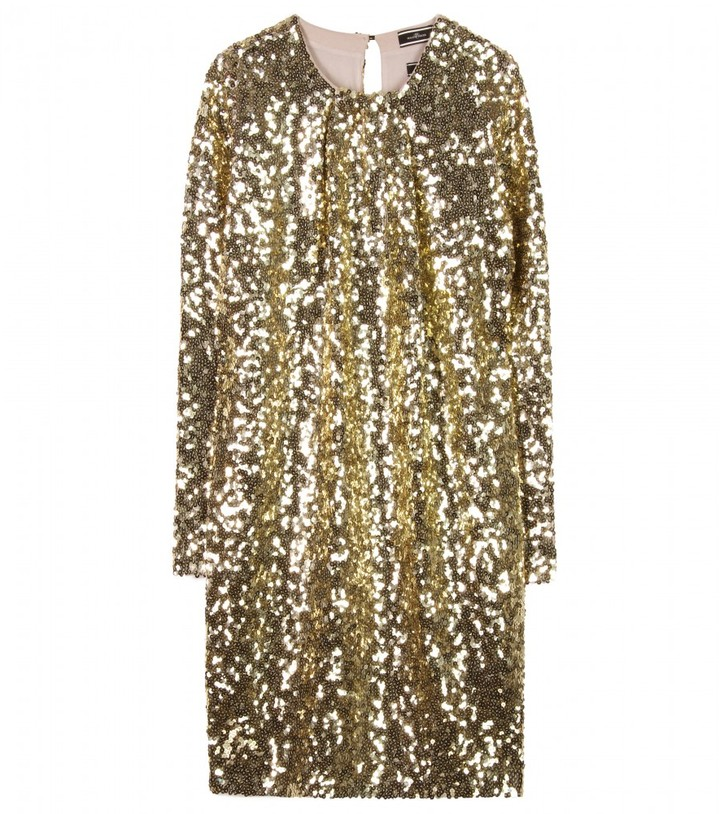 By Malene Birger ALBINAS SEQUINED DRESS