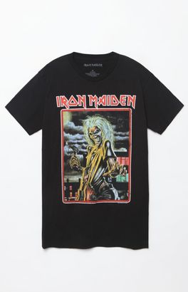 Iron Maiden Killers T-Shirt $24.95 thestylecure.com