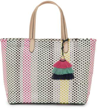 Vince Camuto Freja Woven Large Tote