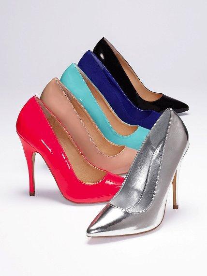 Victoria's Secret Colin Stuart Pointed Toe Stiletto