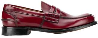 Church's jagged tongue loafers