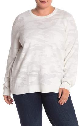 Joe Fresh Camo Jacquard Sweater