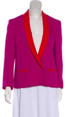 Jenni Kayne Colorblock Button-Up Jacket