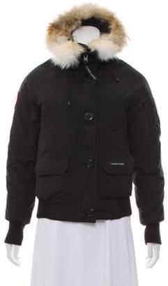 Canada Goose Savona Fur-Trimmed Jacket