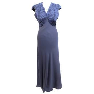 Libelula Navy Silk Dresses