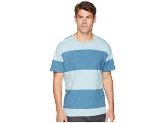 Hurley Rugby Short Sleeve Crew Men's Clothing