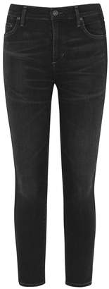 Citizens of Humanity Rocket Cropped Skinny Jeans