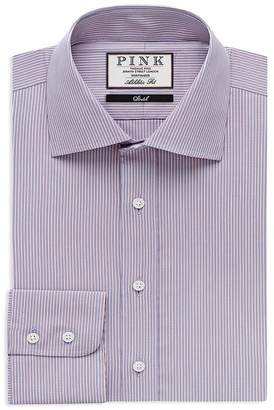 Thomas Pink Chet Check Athletic Fit Dress Shirt - Bloomingdale's Slim Fit