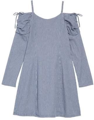 Habitual Whilemina Cold Shoulder Dress