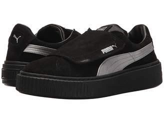 Puma Platform Strap Satin EP Women's Shoes