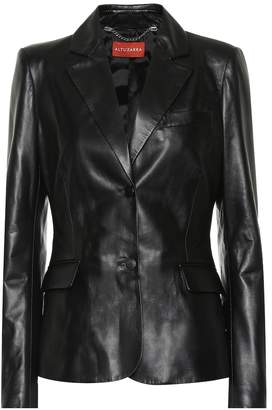 Altuzarra Egan leather jacket
