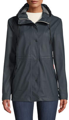 Hunter Lightweight Rubberized Waterproof Rain Jacket