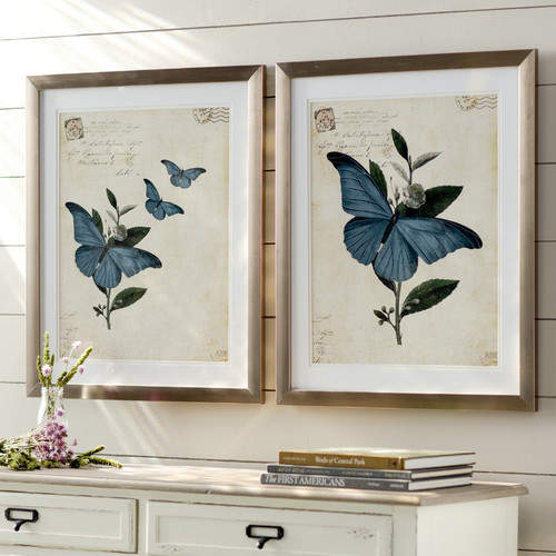 Lark Manor Toussaint Framed Graphic Art Set