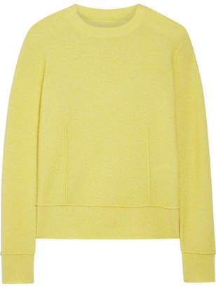 By Malene Birger Balancia Knitted Sweater - Pastel yellow