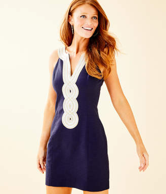 Lilly Pulitzer Womens Valli Shift Dress