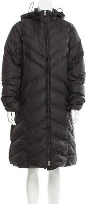 Patagonia Hooded Puffer Jacket $145 thestylecure.com