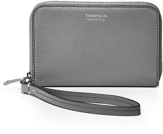 Tiffany & Co. Zip wallet