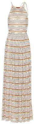 Missoni Crochet maxi dress