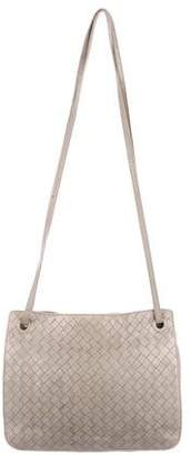 Bottega Veneta Vintage Intrecciato Nappa Shoulder Bag