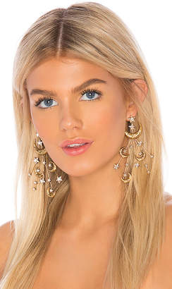 Jennifer Behr Lunetta Earrings