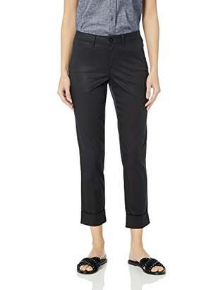 NYDJ Women's Skinny Chino Ankle Pant with Clean Cuff