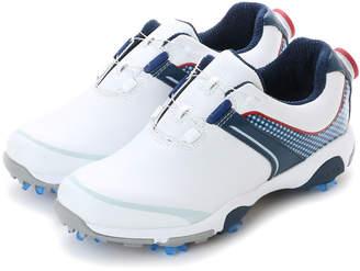 Munsingwear (マンシングウェア) - マンシングウエア Munsingwear レディース ゴルフ ダイヤル式スパイクシューズ MQ3LJA00 MQ3LJA00 971