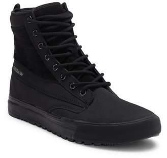 Supra Graham Suede Hi-Top Sneaker