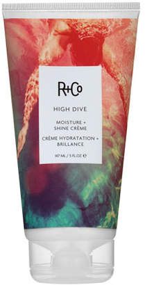 R+Co HIGH DIVE Moisture + Shine Crème, 5 oz. $27 thestylecure.com