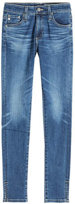 AG Jeans Farrah Cropped Skinny Jeans