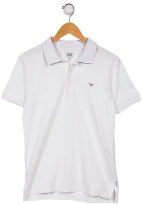 Armani Junior Boys' Polo Shirt