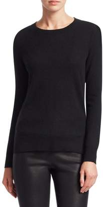 Saks Fifth Avenue Featherweight Cashmere Sweater