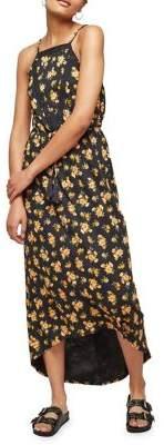 Miss Selfridge Orange Blossom Maxi Dress