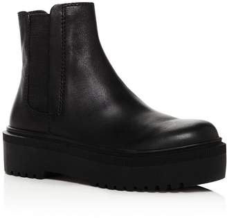 Aqua Women's Loren Platform Ankle Boots - 100% Exclusive