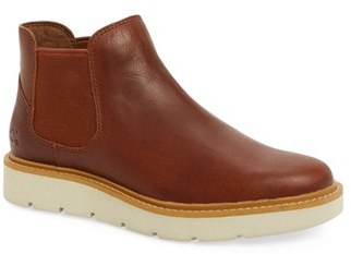 Timberland 'Kenniston' Chelsea Bootie $139.95 thestylecure.com
