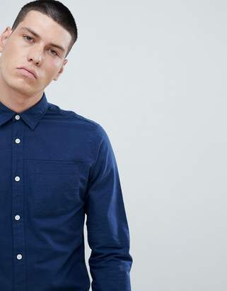 Selected Slim Fit Linen Shirt